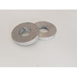 Arandela aluminio 4mmm espesor