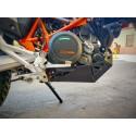 Rack Yamaha XT660Z compatible Givi Monokey